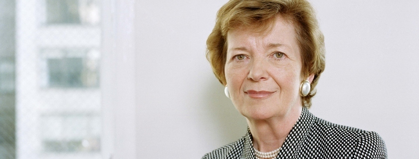 Women's Museum of Ireland | Articles | Mary Robinson